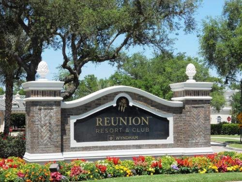 Reunion Resort Three Bedroom Townhome S27 Photo