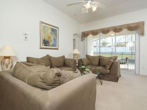Windsor Palms Four Bedroom Pool House F72 Photo