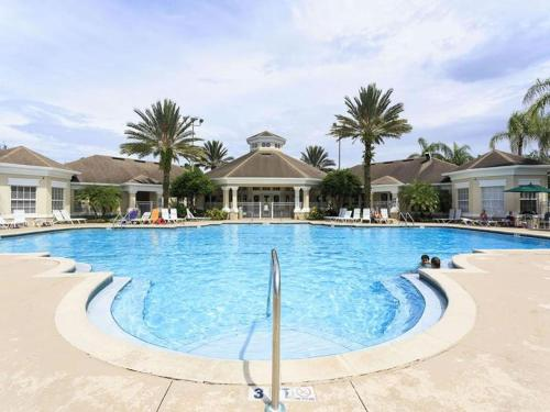 Windsor Palms Six Bedroom House With Private Pool 3d1 - Kissimmee, FL 34747