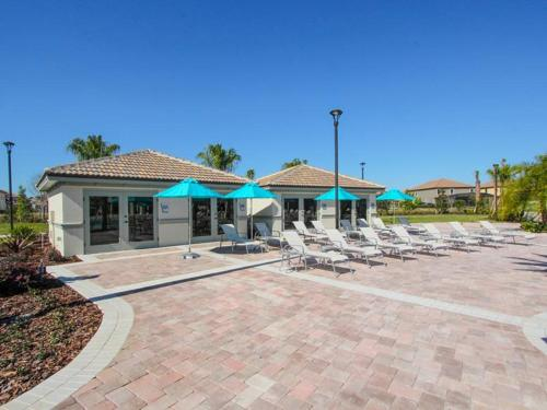 Championsgate Four Bedroom House with Private Pool G8A Photo