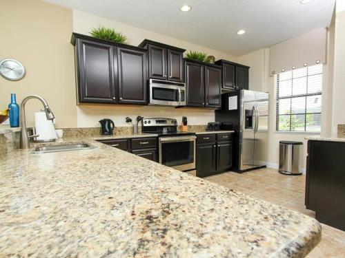 Championsgate Five Bedroom House with Private Pool W1F Photo