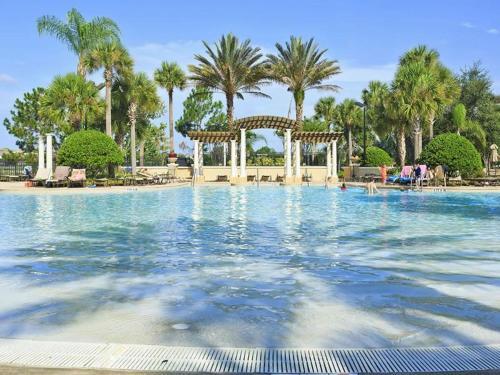 Windsor Hills Five Bedroom Pool House Wla2 - Kissimmee, FL 34747