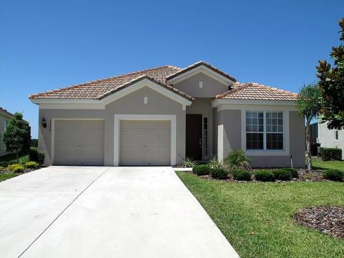 Windsor Hills Four Bedroom House With Private Pool Com8 - Kissimmee, FL 34747