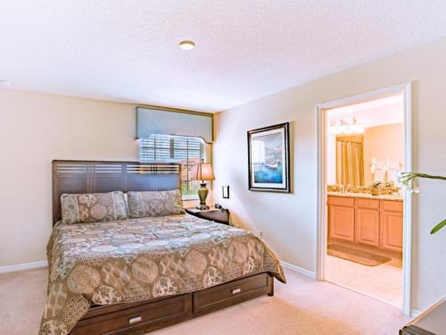 Paradise Palms Five Bedroom Townhouse 3ew - Kissimmee, FL 34747