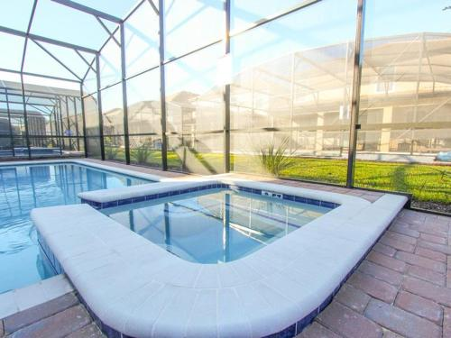 Championsgate Six Bedroom Pool House 5GH Photo