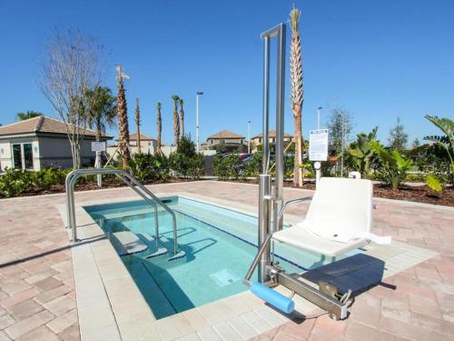 Champions Gate Resort Eight Bedroom House with Private Pool 2R5 Photo