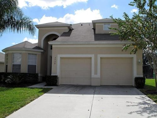 Windsor Hills Five Bedroom House With Private Pool 7n8 - Kissimmee, FL 34747