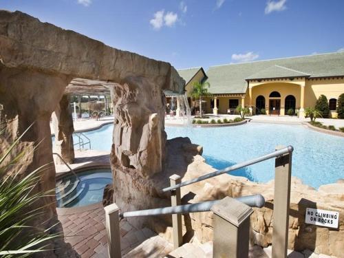 Paradise Palms Five Bedroom Pool House LP3 Photo
