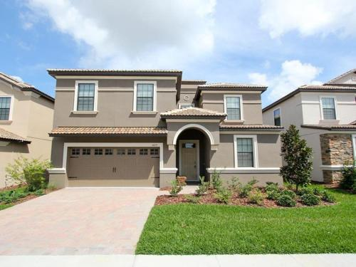 Championsgate Nine Bedroom House With Private Pool Jf43 - Kissimmee, FL 34747