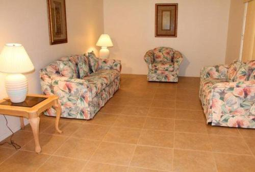 Indian Ridge Three Bedroom House With Private Pool 9o4 - Kissimmee, FL 34747