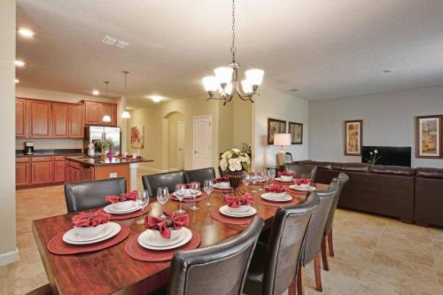 Paradise Palms Six Bedroom House With Private Pool 509 - Kissimmee, FL 34747