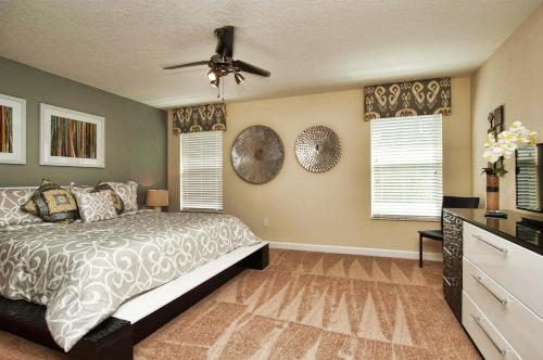 Paradise Palms Six Bedroom House With Private Pool 151 - Kissimmee, FL 34747