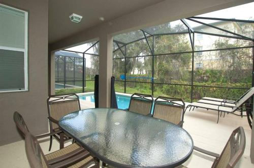 Paradise Palms Six Bedroom House With Private Pool 104 - Kissimmee, FL 34747
