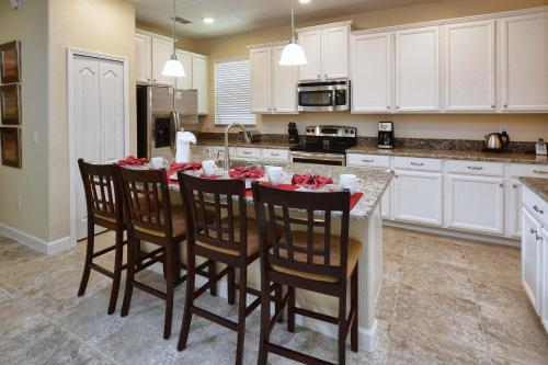 Paradise Palms Five Bedroom House With Private Pool 503 - Kissimmee, FL 34747