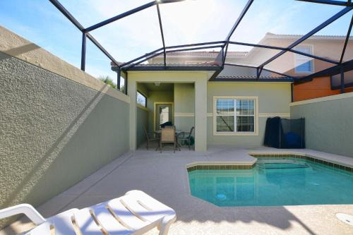 Paradise Palms Five Bedroom House With Private Pool 5045 - Kissimmee, FL 34747