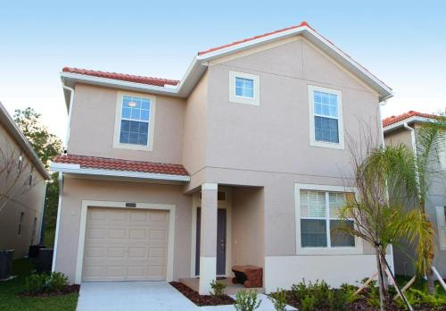 Paradise Palms Six Bedroom House With Private Pool 501 - Kissimmee, FL 34747