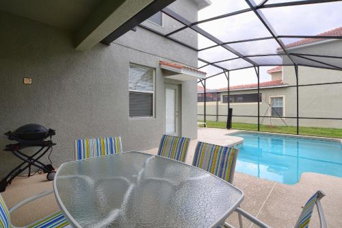Paradise Palms Five Bedroom House With Private Pool 160 - Kissimmee, FL 34747