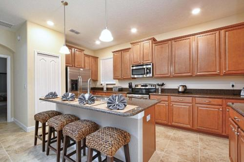 Paradise Palms Five Bedroom House With Private Pool 508 - Kissimmee, FL 34747