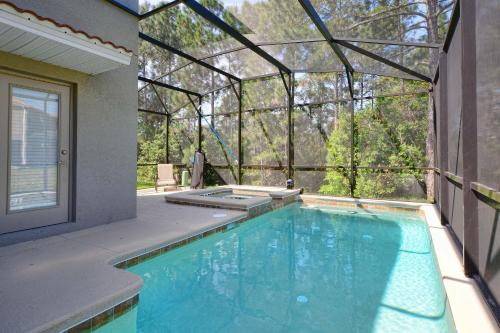 Paradise Palms Five Bedroom House With Private Pool 500 - Kissimmee, FL 34747