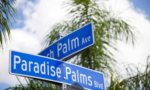 Paradise Palms Five Bedroom House 205 Photo