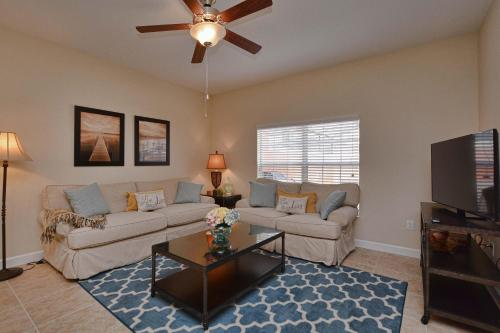 Paradise Palms Four Bedroom House 214 - Kissimmee, FL 34747