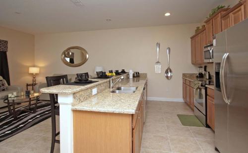 Paradise Palms Four Bedroom House 4032 - Kissimmee, FL 34747