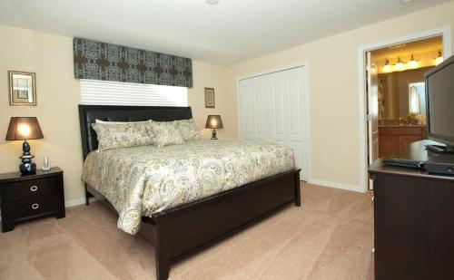 Paradise Palms Four Bedroom House 4021 - Kissimmee, FL 34747