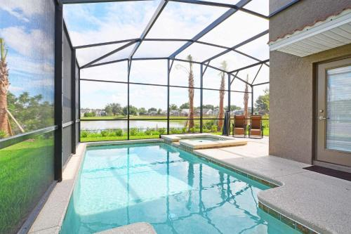 Paradise Palms Five Bedroom House With Private Pool 510 - Kissimmee, FL 34747