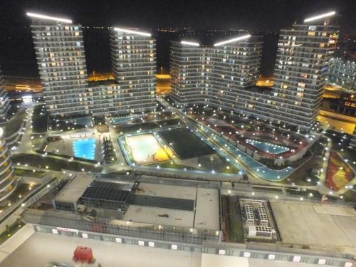 Basaksehir The White Suite Apartments ulaşım