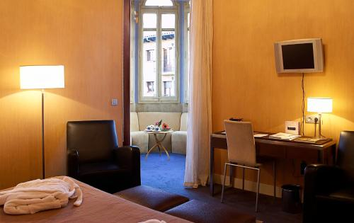 Junior Suite Hotel Sant Roc 50