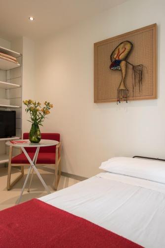 Habitación Doble Superior con cama supletoria La Alcoba del Agua 4
