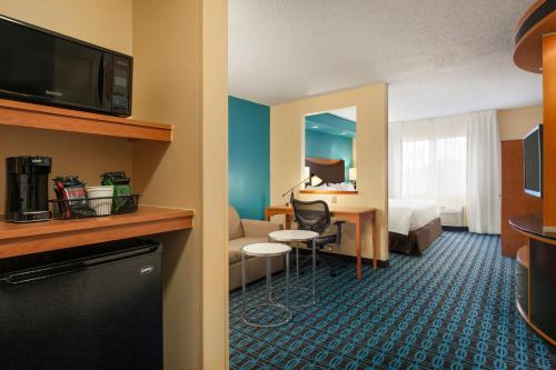 Fairfield Inn & Suites Omaha East/Council Bluffs, IA Photo