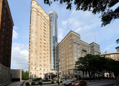 Hotels vacation rentals near atlanta central park trip101 for Cabin rentals close to atlanta ga