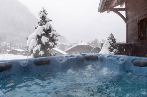 Mountain Voyages chalet