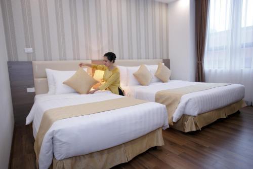 Hanoi Pomihoa Hotel photo 38