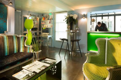 Hotel Design Sorbonne impression
