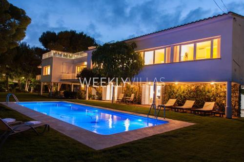 Villa Sitges Tupinetti impression