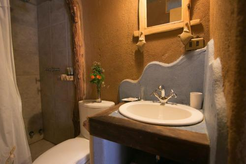 Hotel Restaurant Casona Distante Photo