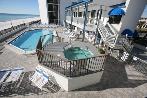 Aqua Vista East 403 Condo Hotel Panama City Beach