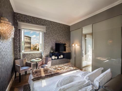 Hotel Palazzo Manfredi – Relais & Chateaux photo 26