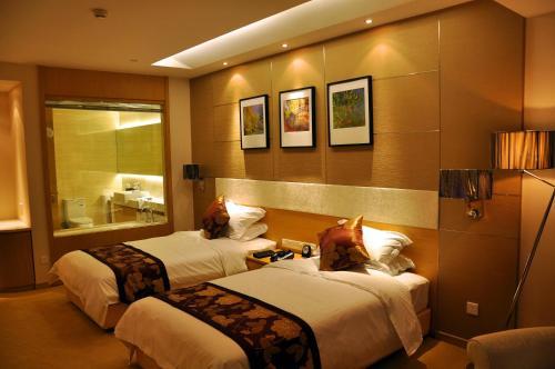Suzhou Sun Plaza Hotel photo 2