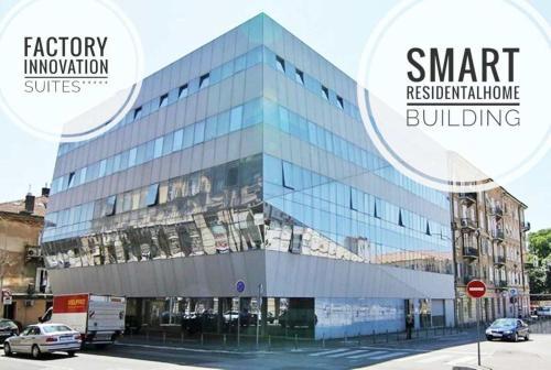 HotelFactory Innovation City Center Rijeka