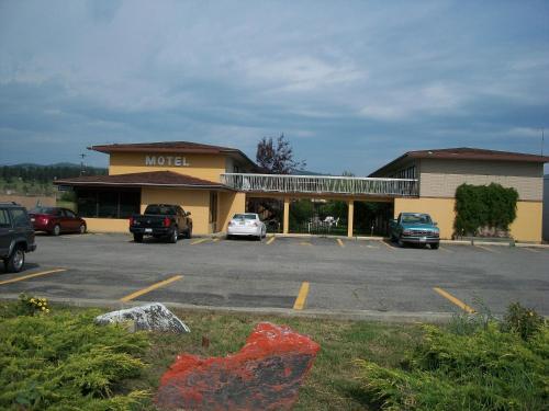 Hospitality Courtyard Inn - Cranbrook, BC V1C 3S6