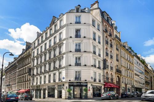 Hotel Elysées Bassano photo 20