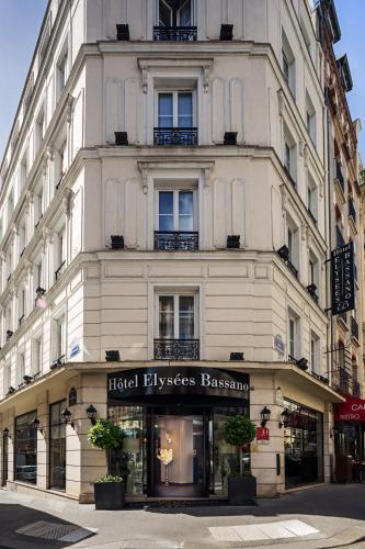 Hotel Elysées Bassano photo 22