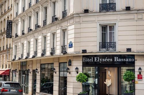 Hotel Elysées Bassano photo 23