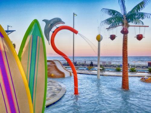 Ocean Front 6th Floor 1br - Myrtle Beach, SC 29577