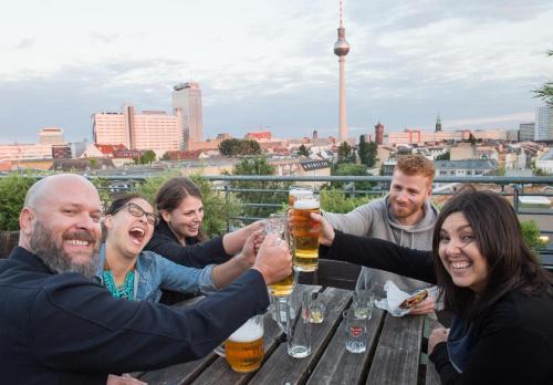 wombat´s CITY Hostel - Berlin photo 10