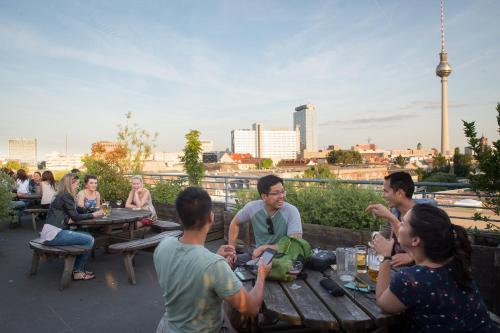 wombat´s CITY Hostel - Berlin photo 40