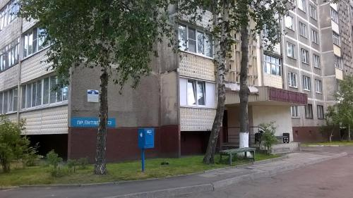 Apartment on Prospect Octyabrya